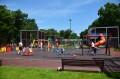 Parcurile de joacă din Tîrgu Mureş au intrat în reabilitare