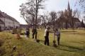 Soseşte primăvara… şi în Cetatea Tîrgu Mureş