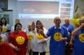 B-unicii au sărbătorit Ziua Internaţională a Fericirii
