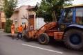 Primăria Tîrgu Mureş continuă acţiunile de frezare – plombare a străzilor din municipiu