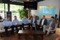 """Consilierul primarului, Claudiu Maior, prezent la deschiderea ediţiei I a Festivalului """"Vibe"""
