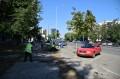 Lucrări la reţeaua de iluminat public pe Bulevardul Pandurilor şi str. Evreilor Martiri