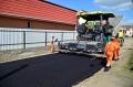 O nouă stradă asfaltată pentru târgumureşeni