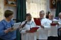 B-unicii de la Căminul pentru persoane vârstnice din Tg Mureș au sărbătorit  simbolul suprem al dragostei autohtone