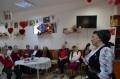 Mărţişoare...pe portativ la Căminul pentru persoane vârstnice din Târgu Mureş