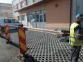 Lucrări edilitare diverse în municipiul Târgu Mureş